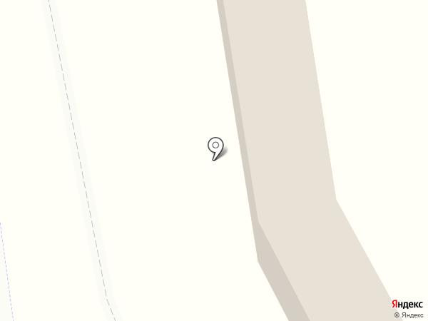 Ласковый мир на карте Горячеводского
