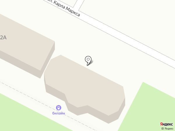 Ювелирный дом 999,9 на карте Минеральных Вод