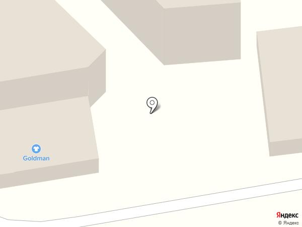 ЕМ на карте Горячеводского