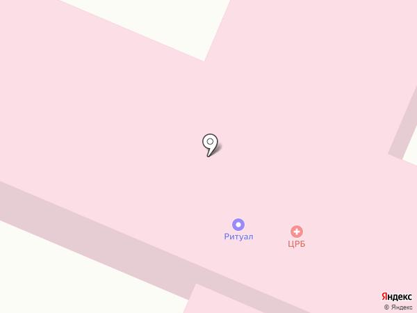 Минераловодская центральная районная больница на карте Минеральных Вод