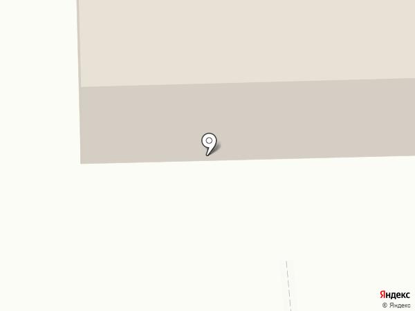Марина на карте Пятигорска