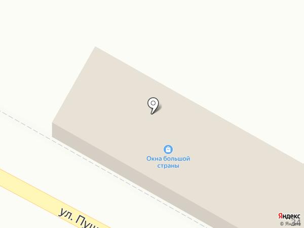 Первый оконный завод на карте Минеральных Вод
