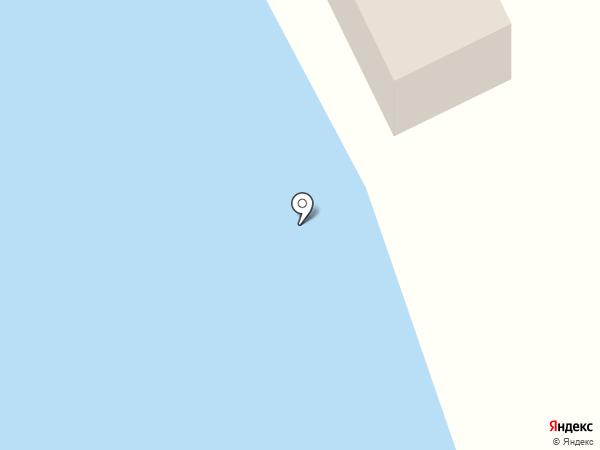 Лимани на карте Пятигорска