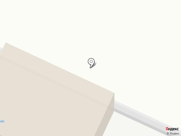 Агротехсервис на карте Александрийской