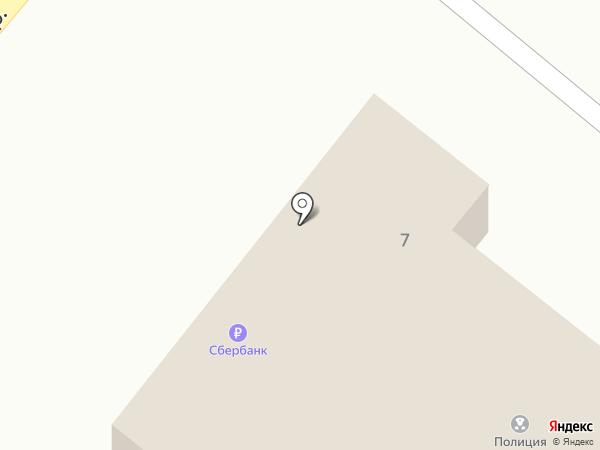 Банкомат, Сбербанк, ПАО на карте Александрийской