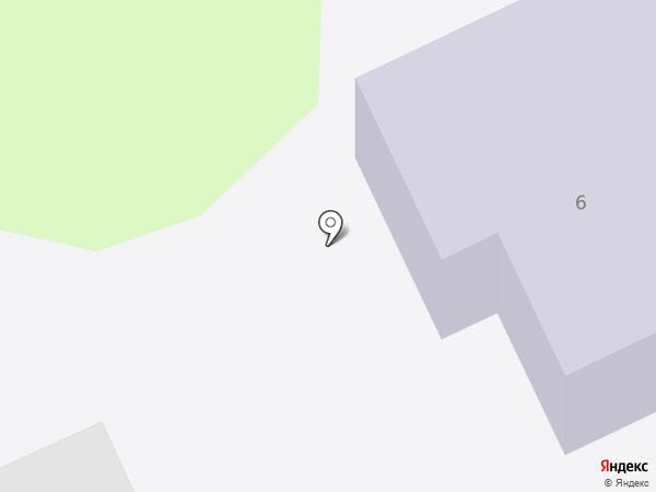 Детский сад на карте Пыры