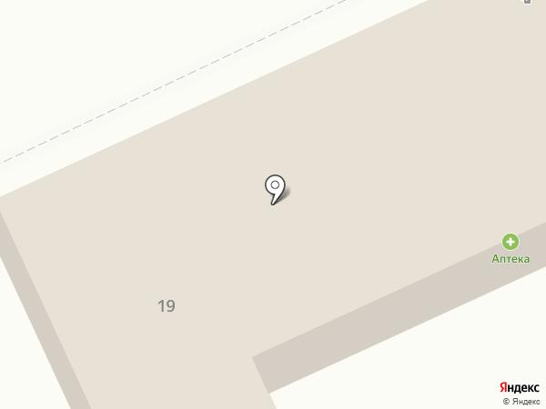 Врачебная амбулатория на карте Пыры