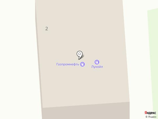 ЛУКОЙЛ-Волганефтепродукт на карте Пыры