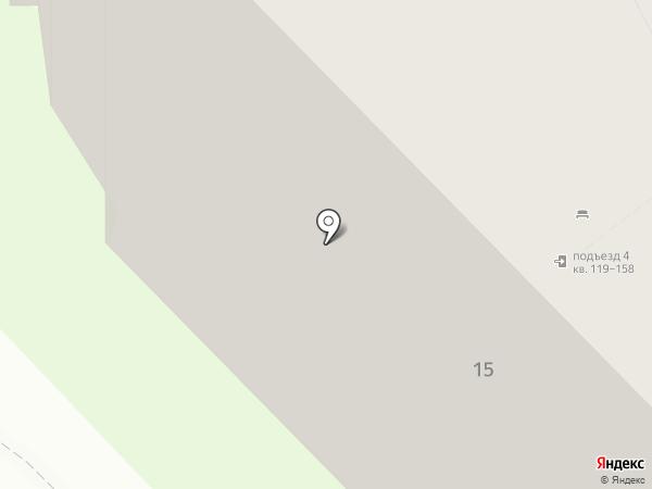 Общественная приемная депутата Городской Думы г. Дзержинска Клеймёнова С.Ю. на карте Дзержинска