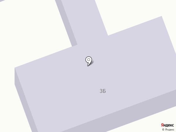 Детский сад№26, Гнездышко на карте Незлобной