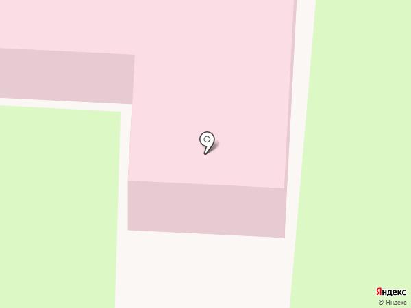 Психоневрологический диспансер г. Дзержинска на карте Дзержинска