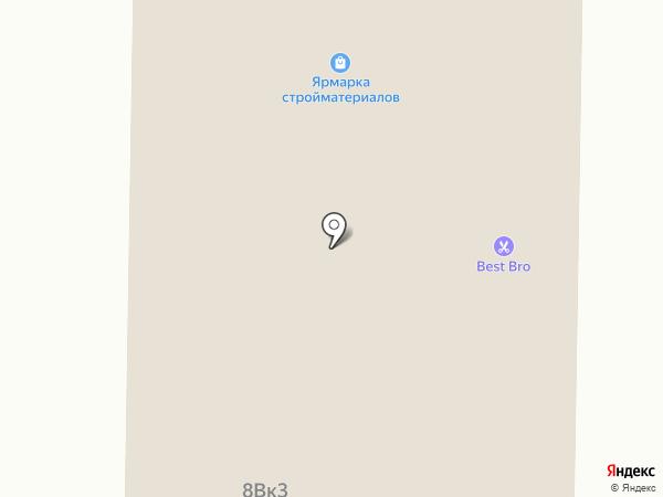 В лесу у Серёги на карте Дзержинска