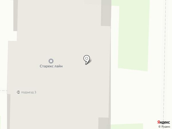 Комильфо на карте Дзержинска