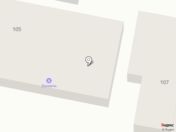 Шарм на карте Незлобной