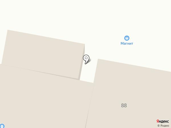 Ромашка на карте Незлобной