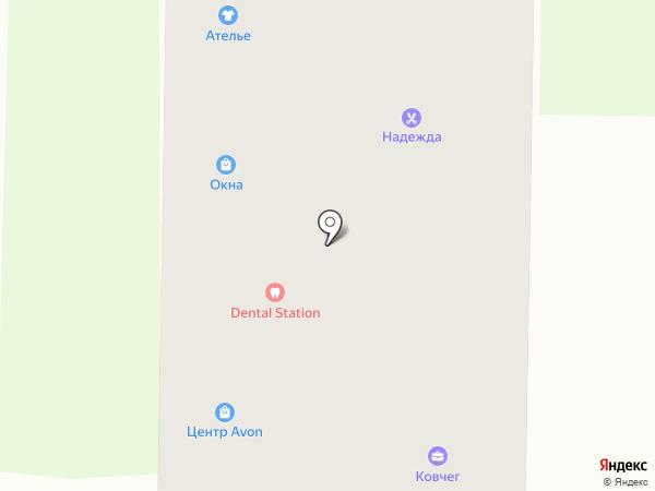 Балансэнерго-центр на карте Дзержинска