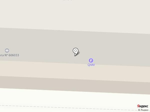 Имплант на карте Дзержинска