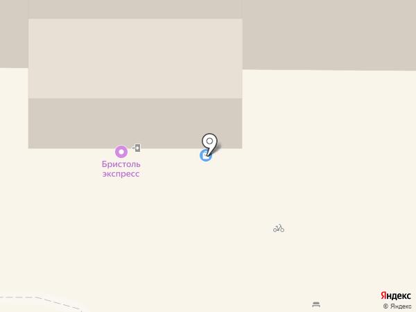 Мажорики на карте Дзержинска