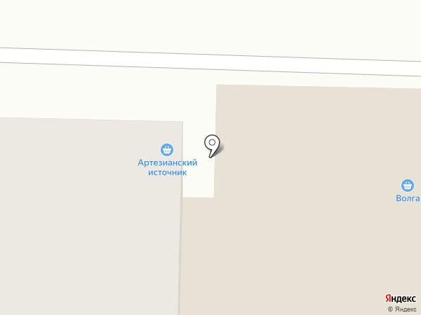 Контакт, ЗАО на карте Дзержинска