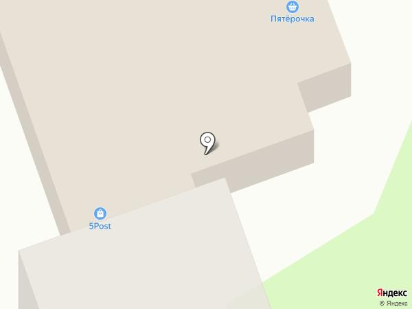Владлена на карте Дзержинска