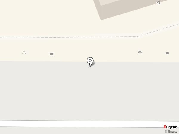 Магазин тканей и фурнитуры на карте Дзержинска