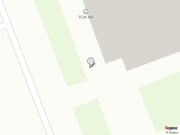 Строителей 9В, ТСЖ на карте Дзержинска