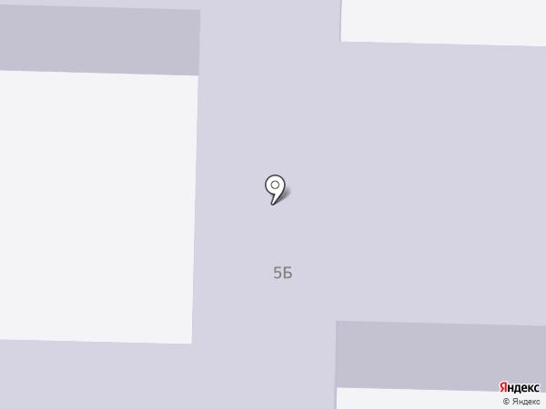 Детский сад №127 на карте Дзержинска