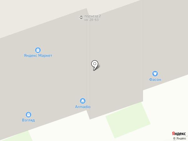 Юлмарт на карте Дзержинска