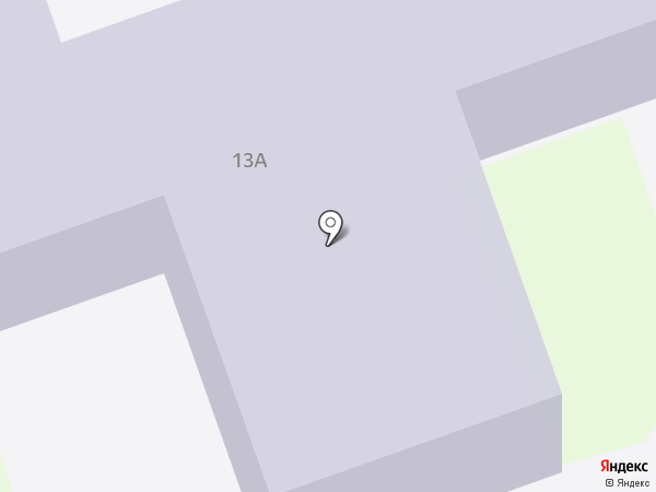 Детский сад №137 на карте Дзержинска