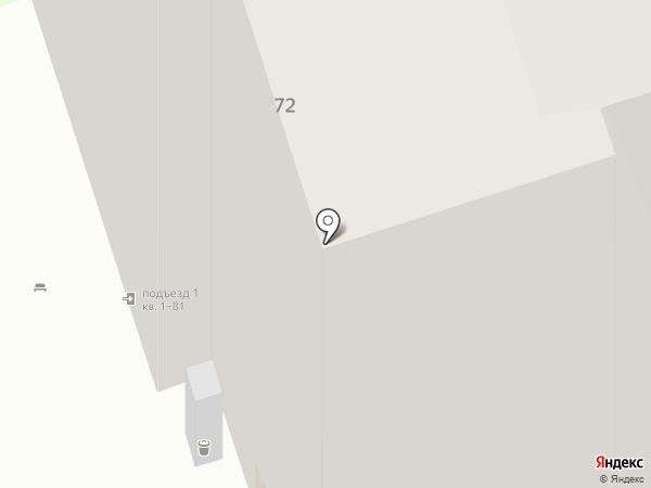 Банкомат, Балтийский Банк на карте Дзержинска