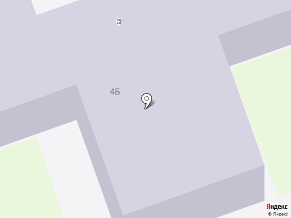 Детский сад №134 на карте Дзержинска