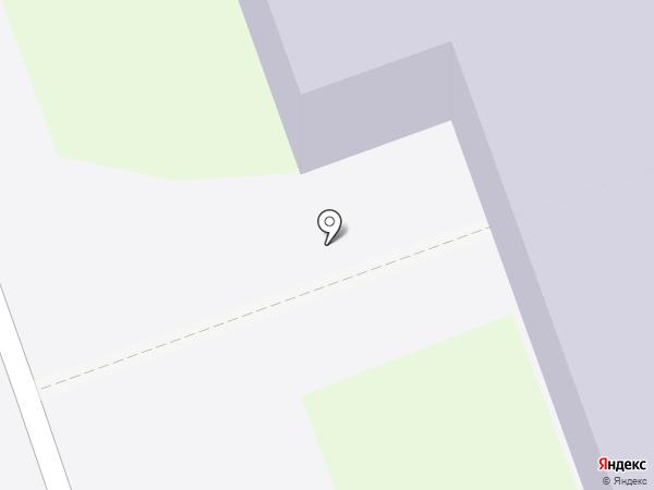 Средняя школа №17 на карте Дзержинска
