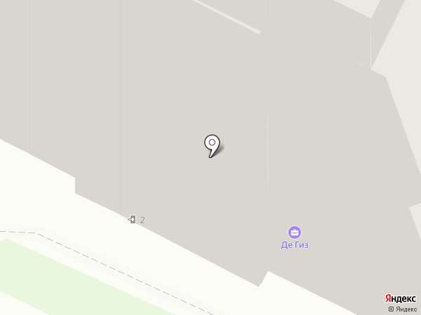ХимАльянс на карте Дзержинска