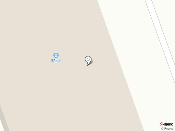 Кенга на карте Дзержинска