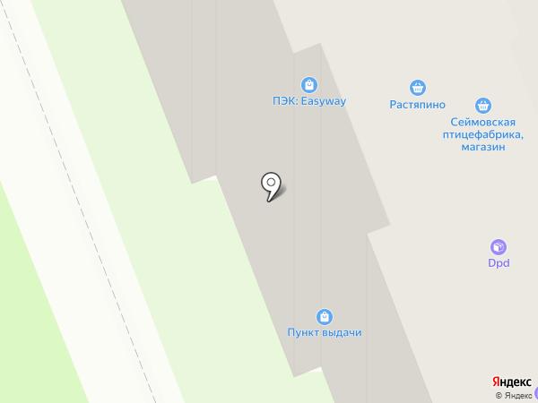 СушиМаки на карте Дзержинска