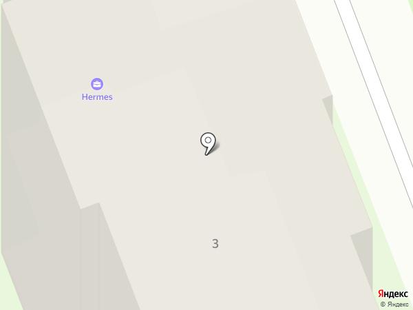 Адвокат Ольнев О.Н. на карте Дзержинска
