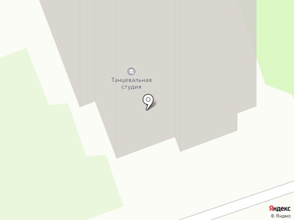 Аквамарин на карте Дзержинска