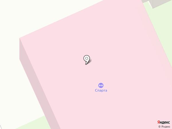 Марафетофф на карте Дзержинска