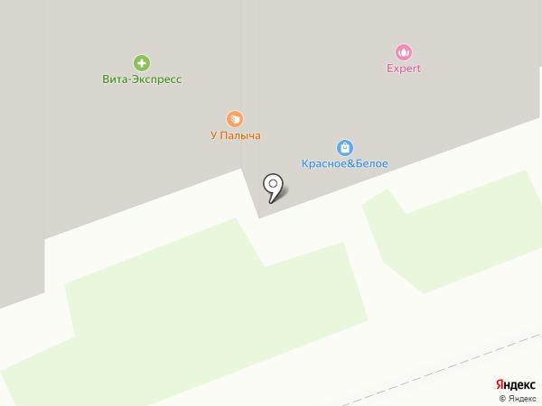Автошкола №1 на карте Дзержинска