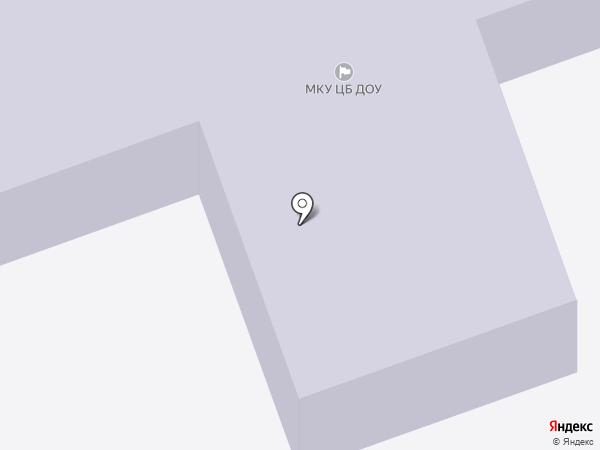 УДДУ, Управление детских дошкольных учреждений на карте Дзержинска
