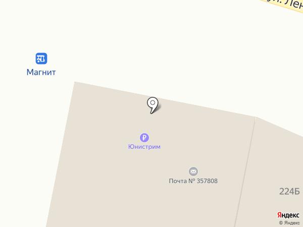 Южная Оконная Компания на карте Незлобной