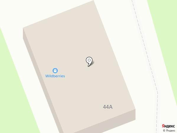 NPS на карте Дзержинска