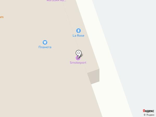 Hookahshop на карте Дзержинска