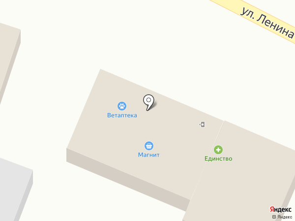 Аптека №26, МУП на карте Незлобной