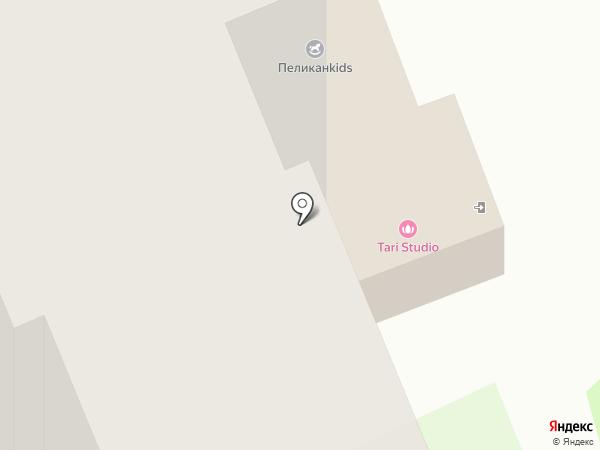 Заимка на карте Дзержинска