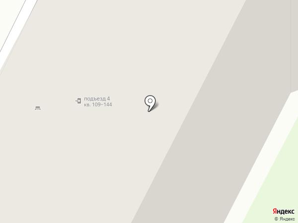 Колор-НН на карте Дзержинска