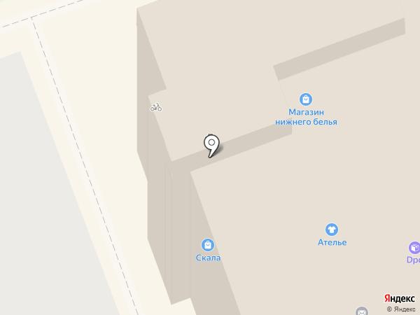 Halli Galli на карте Дзержинска