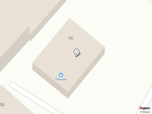 Коопторг на карте Незлобной