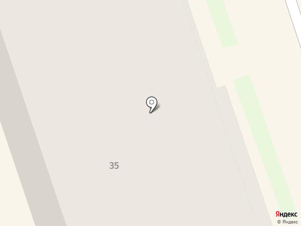ПрезиДент на карте Дзержинска