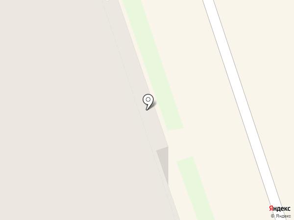 Торговый дом Парикмахер на карте Дзержинска